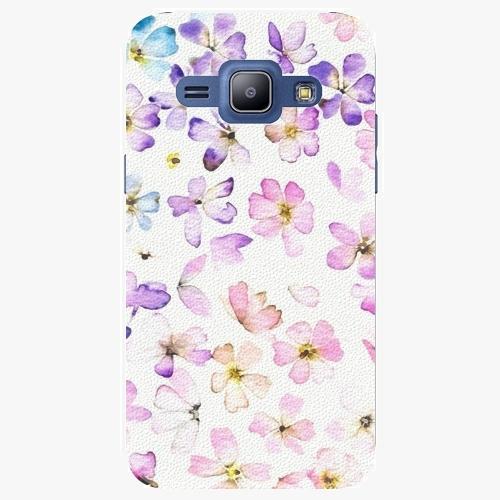 Plastový kryt iSaprio - Wildflowers - Samsung Galaxy J1
