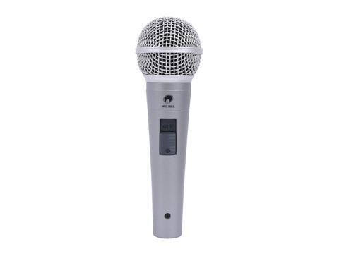 Omnitronic MIC 85S, dynamický mikrofon s vypínačem