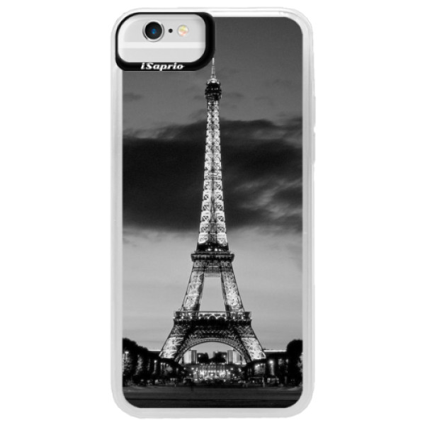 Neonové pouzdro Blue iSaprio - Midnight in Paris - iPhone 6/6S