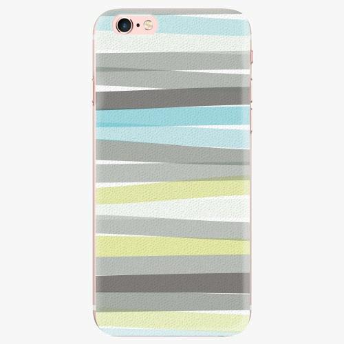 Silikonové pouzdro iSaprio - Stripes - iPhone 7