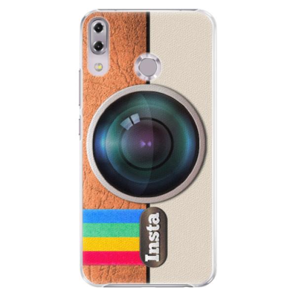 Plastové pouzdro iSaprio - Insta - Asus ZenFone 5Z ZS620KL