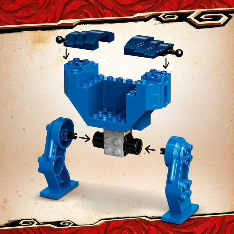 LEGO NINJAGO Jayův elektrorobot 71740 STAVEBNICE