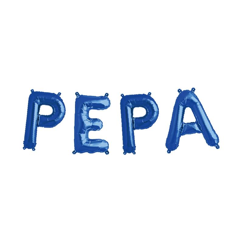 Nafukovačka - Pepa
