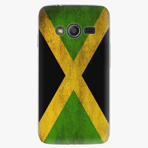 Plastový kryt iSaprio - Flag of Jamaica - Samsung Galaxy Trend 2 Lite