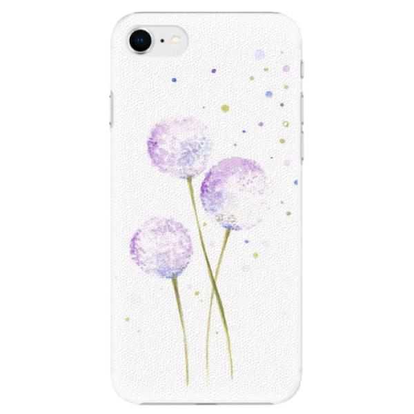 Plastové pouzdro iSaprio - Dandelion - iPhone SE 2020
