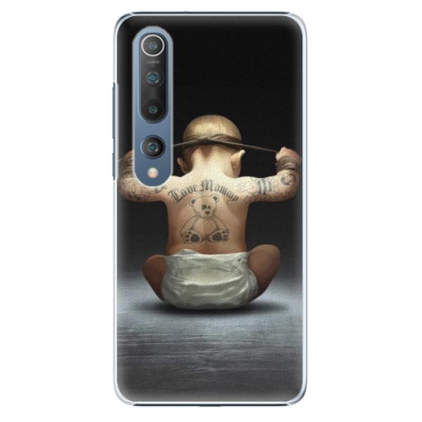 Plastové pouzdro iSaprio - Crazy Baby - Xiaomi Mi 10 / Mi 10 Pro