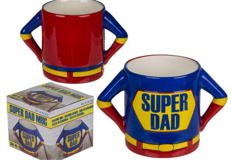 Keramický hrnek - super dad