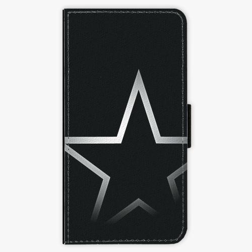 Flipové pouzdro iSaprio - Star - Lenovo Moto G5 Plus