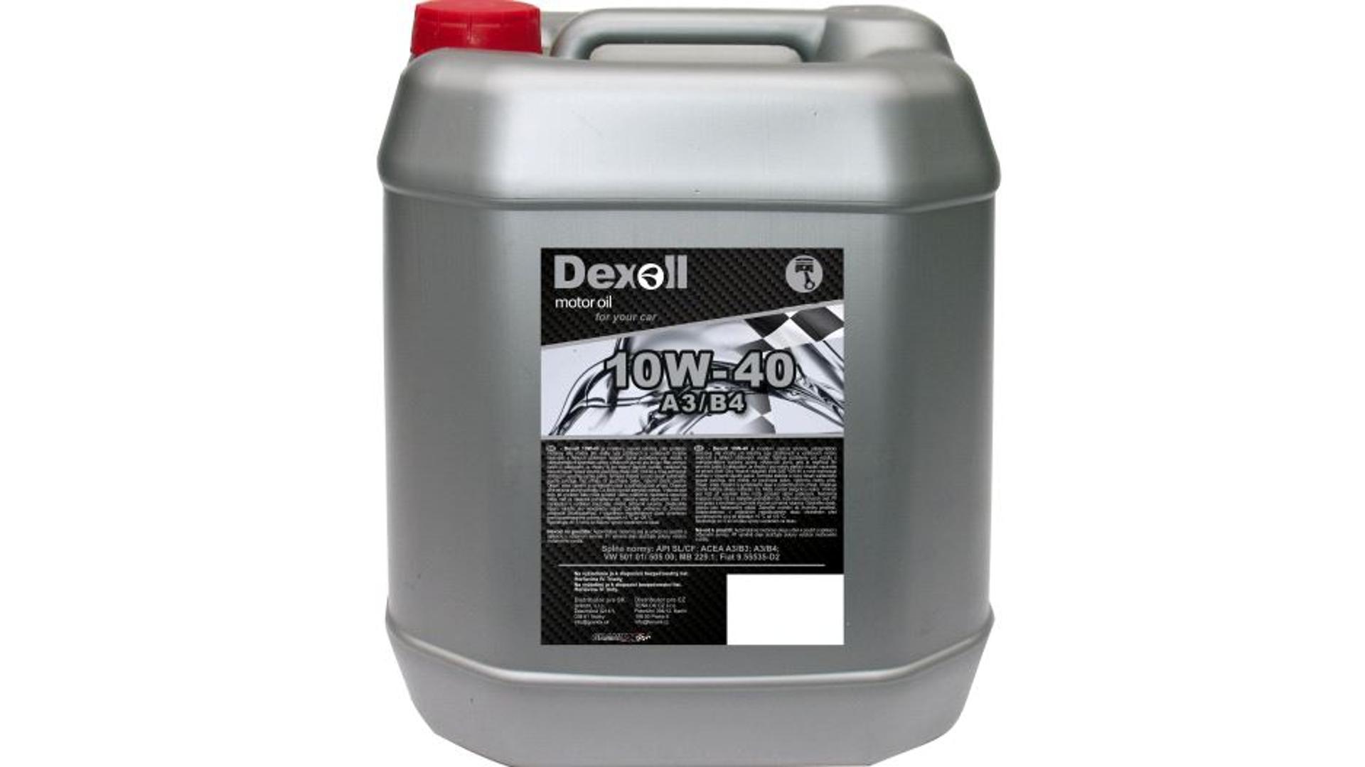 DEXOLL 10W-40 A3 / B4 10L