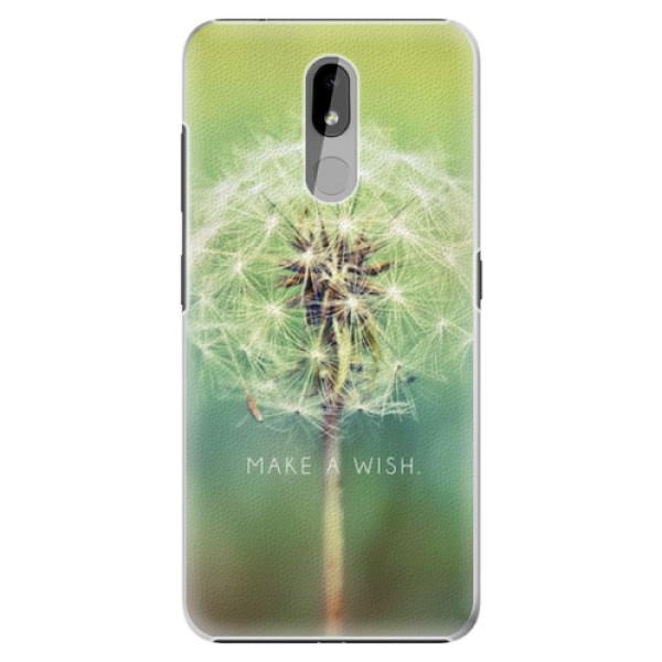 Plastové pouzdro iSaprio - Wish - Nokia 3.2