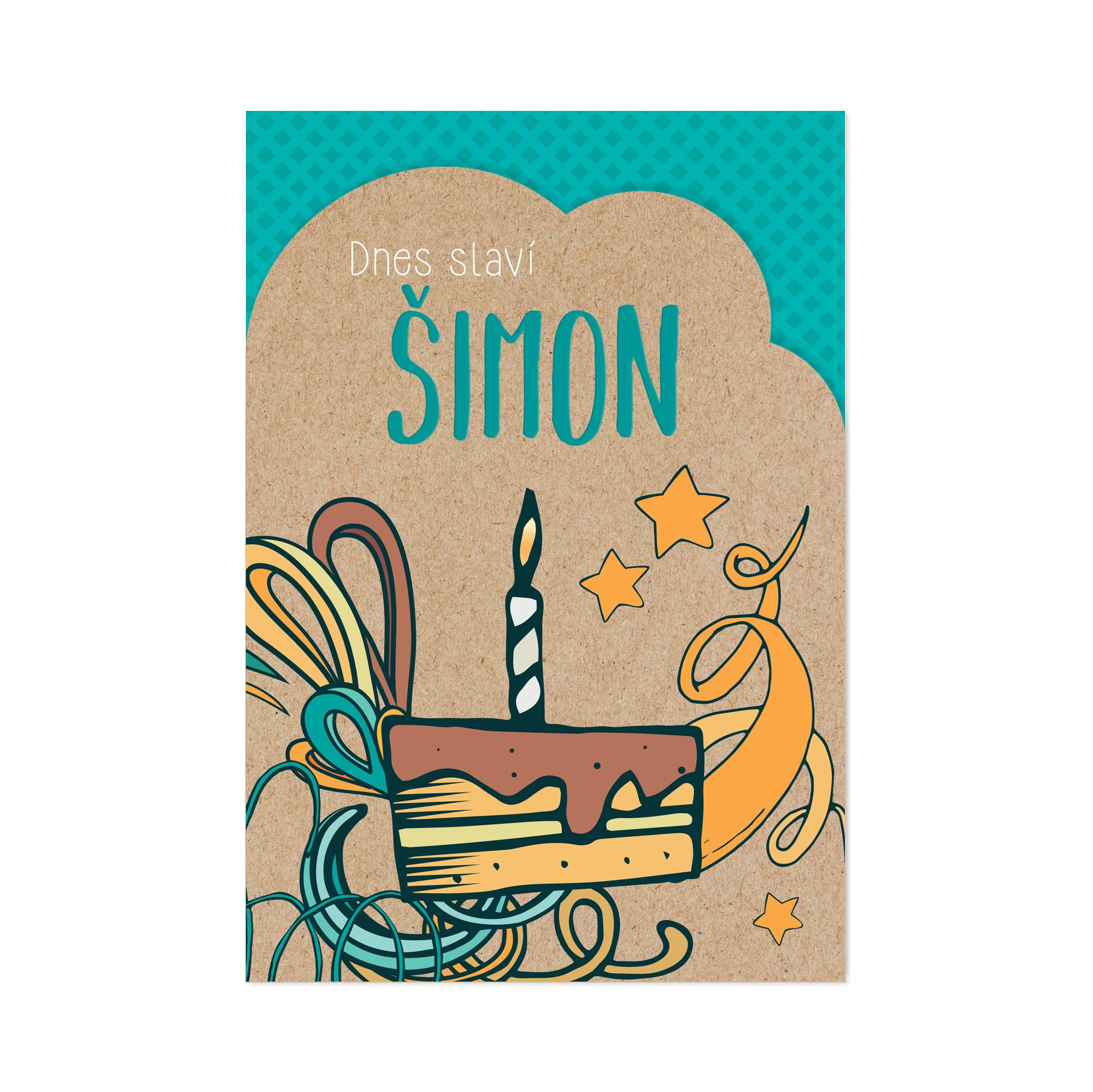 Přání - Šimon