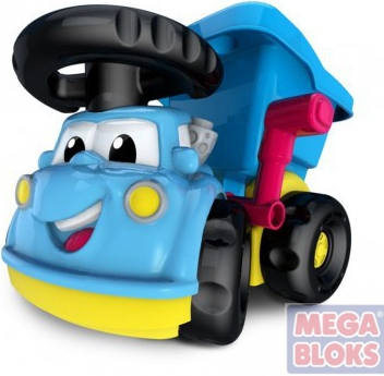 """MEGA BLOKS Nákladní auto s volantem """"Steve"""""""
