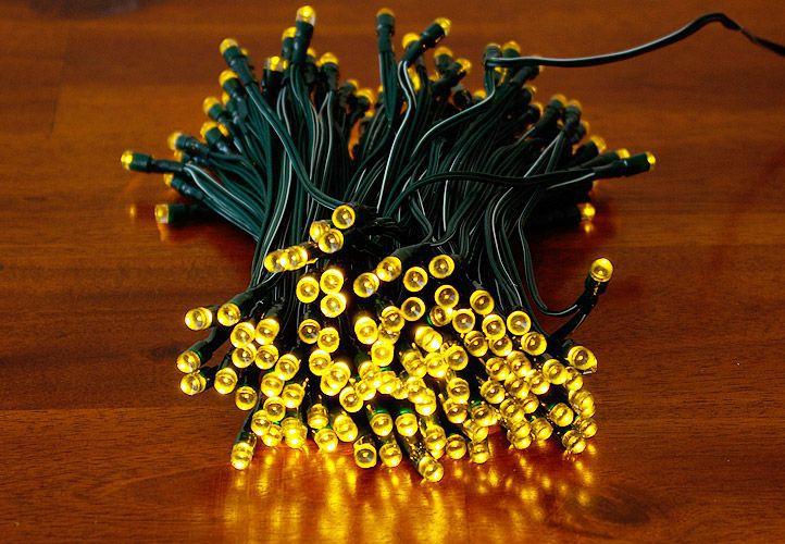Zahradní solární síť Garth - 181x LED dioda teplá bílá 3x3 m