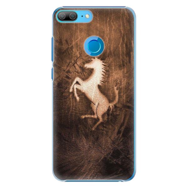 Plastové pouzdro iSaprio - Vintage Horse - Huawei Honor 9 Lite