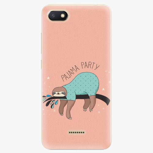 Plastový kryt iSaprio - Pajama Party - Xiaomi Redmi 6A
