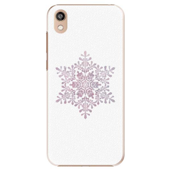 Plastové pouzdro iSaprio - Snow Flake - Huawei Honor 8S