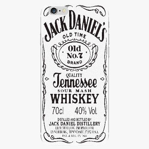 Plastový kryt iSaprio - Jack White - iPhone 6 Plus/6S Plus