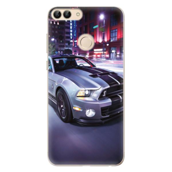 Odolné silikonové pouzdro iSaprio - Mustang - Huawei P Smart