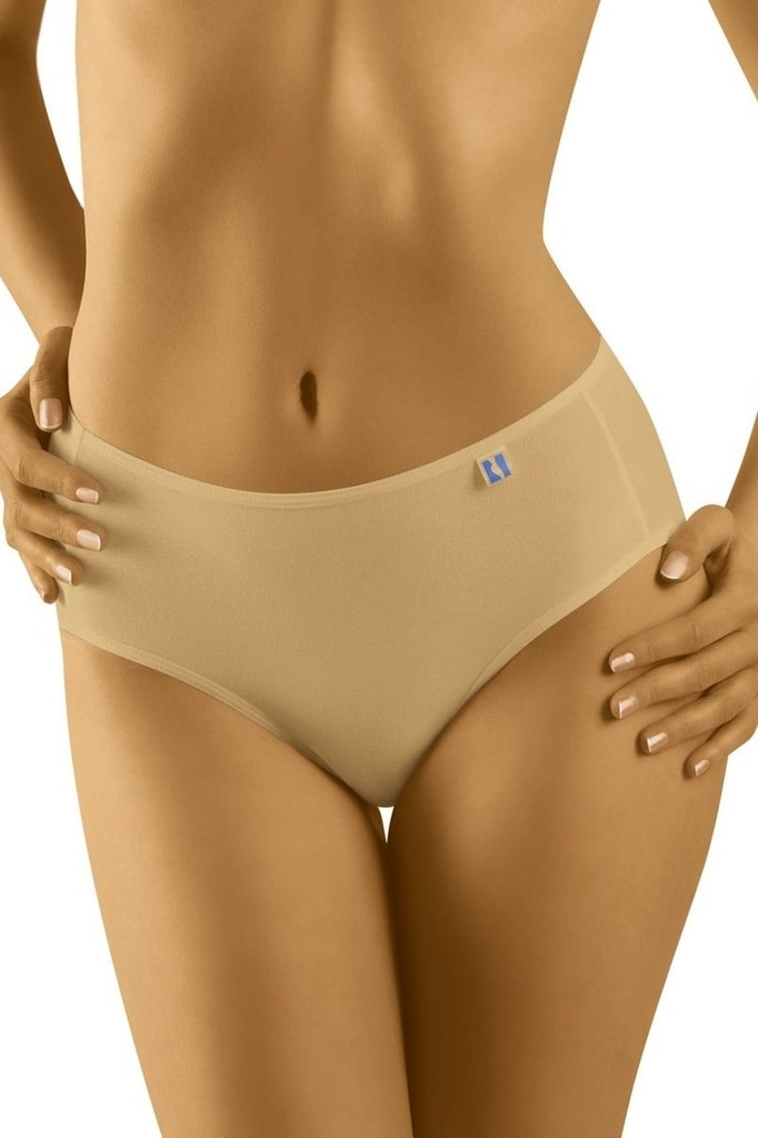 Dámské kalhotky WOLBAR Tahoo Midi plus béžové
