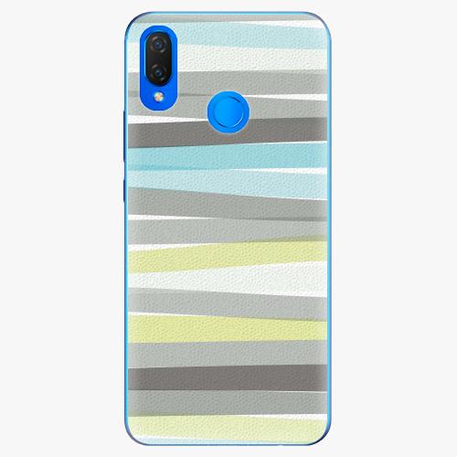 Plastový kryt iSaprio - Stripes - Huawei Nova 3i