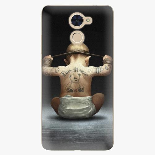 Plastový kryt iSaprio - Crazy Baby - Huawei Y7 / Y7 Prime
