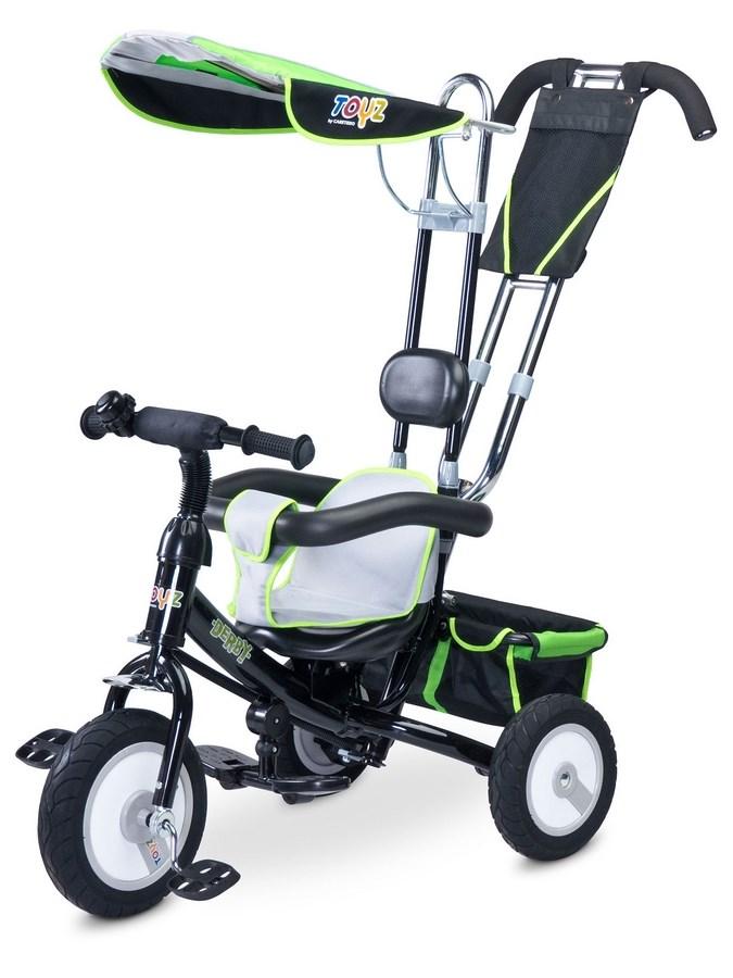 Dětská tříkolka Toyz Derby - green - zelená