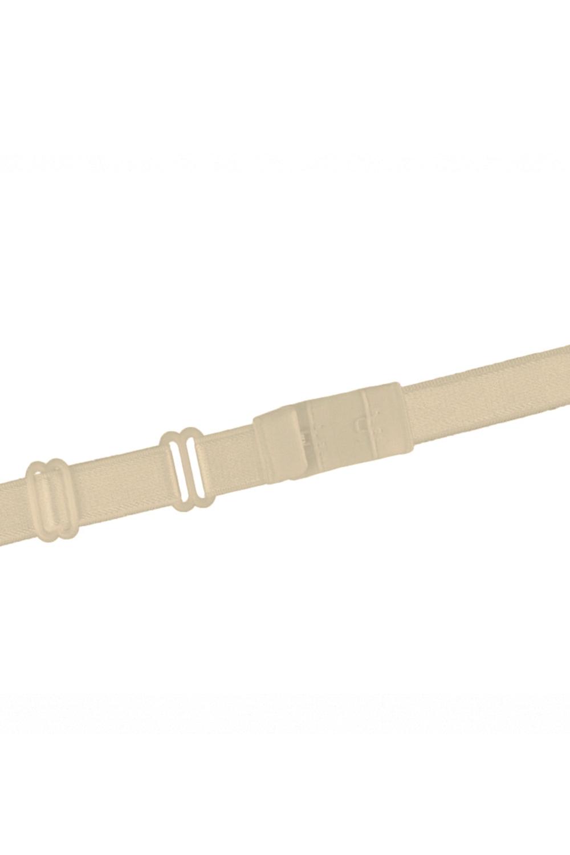 Jednořadý pásek snižující zapínání BA 05 beige - Béžová/Univerzální