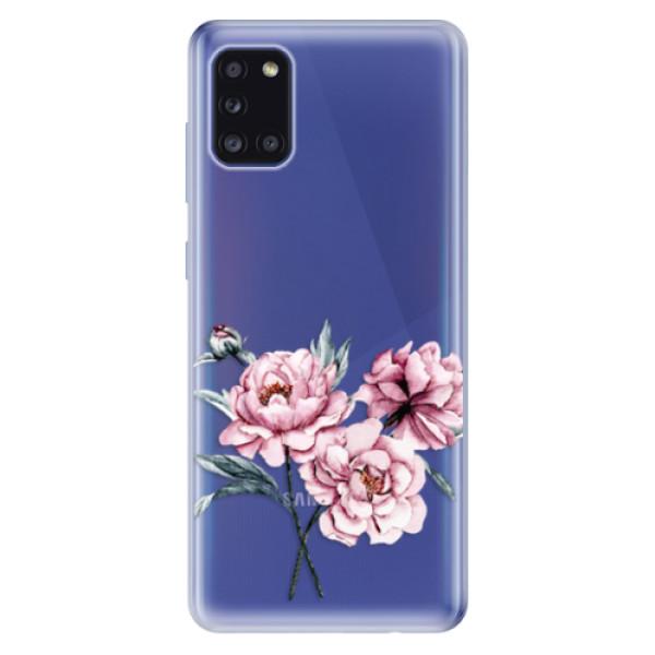 Odolné silikonové pouzdro iSaprio - Poeny - Samsung Galaxy A31
