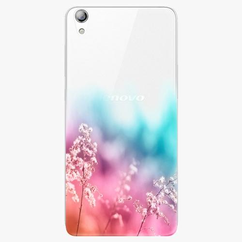 Plastový kryt iSaprio - Rainbow Grass - Lenovo S850