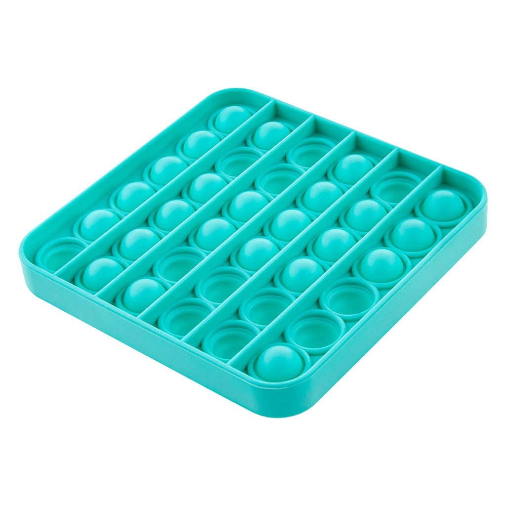 Senzorická hračka Práskací bubliny Push Pop Akuku