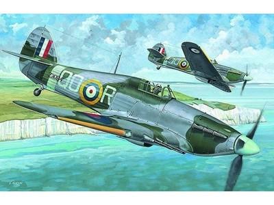SMĚR Model letadlo Hawker Hurricane MK IIC 1:72 (stavebnice letadla)