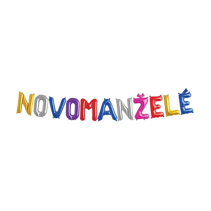 Nafukovačka - Novomanželé