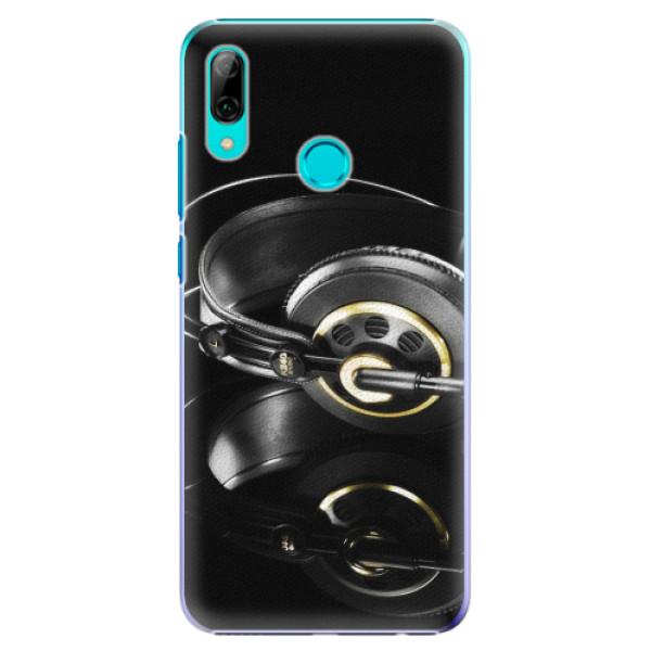 Plastové pouzdro iSaprio - Headphones 02 - Huawei P Smart 2019