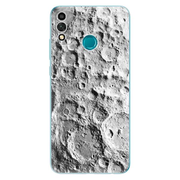 Odolné silikonové pouzdro iSaprio - Moon Surface - Honor 9X Lite
