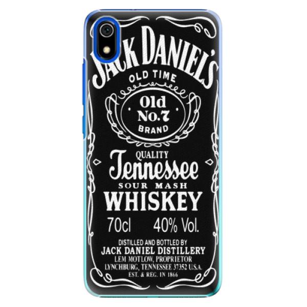 Plastové pouzdro iSaprio - Jack Daniels - Xiaomi Redmi 7A
