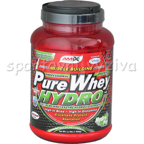 Pure Whey Hydro Protein - 1kg-apple-cinnamon