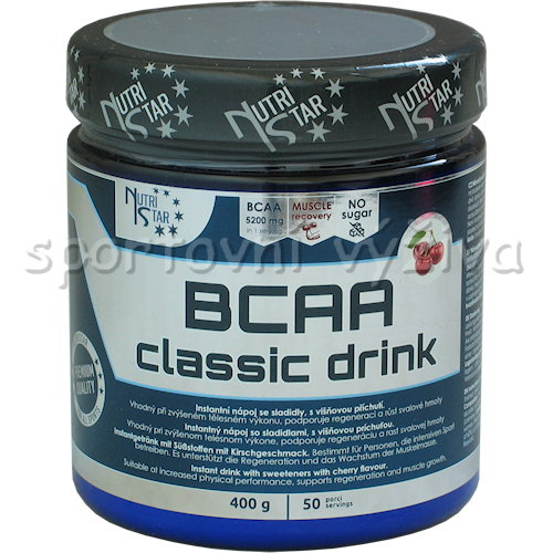 BCAA classic drink - 400g-visen