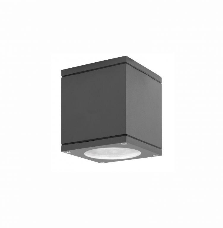 Svítidlo Nova Luce CERISE S TOP GREY stropní, IP 54, GU10
