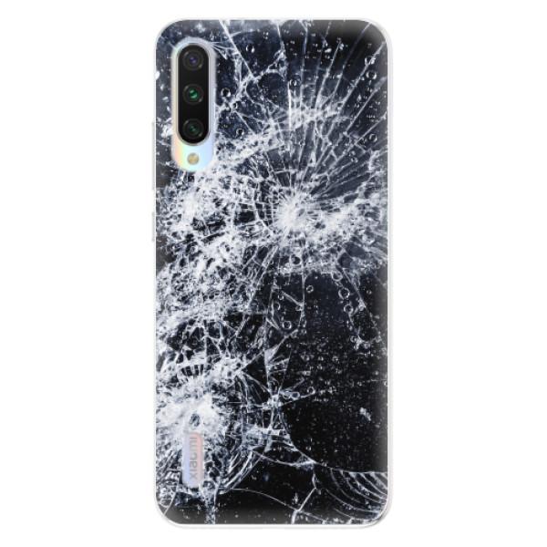 Odolné silikonové pouzdro iSaprio - Cracked - Xiaomi Mi A3