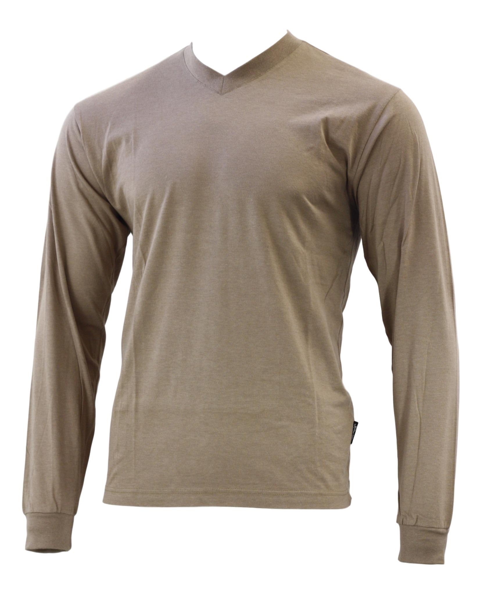 Pánské tričko Bono V dr. - Favab - Černá/XL