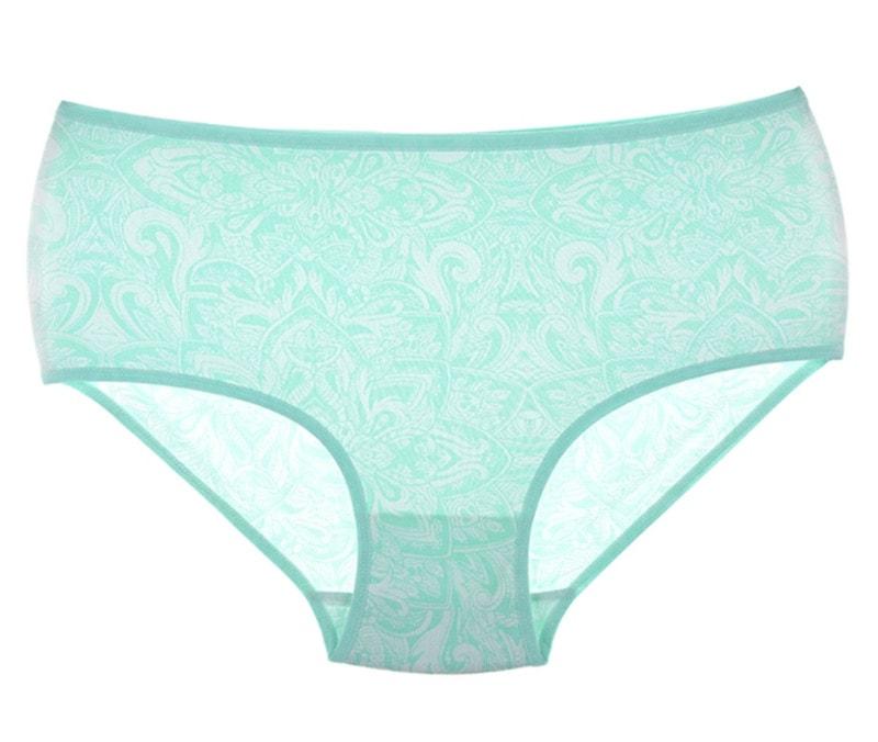 Dámské kalhotky Fiona - mentolová - XL