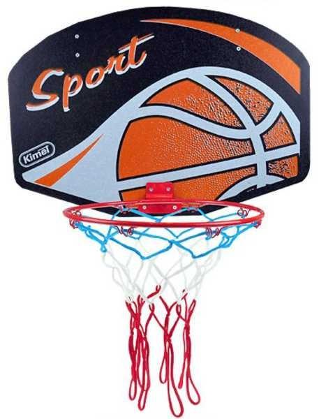 PL Basketbalový koš na košíkovou velký s potiskem