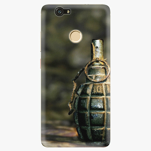 Plastový kryt iSaprio - Grenade - Huawei Nova