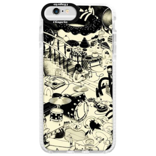 Silikonové pouzdro Bumper iSaprio - Underground - iPhone 6 Plus/6S Plus