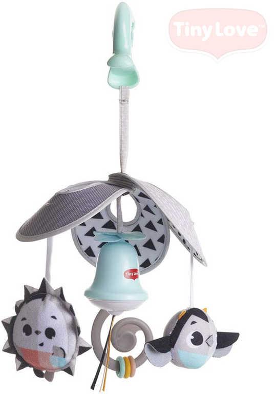 TINY LOVE Baby mini kolotoč závěsný na cesty Magical Tales pro miminko