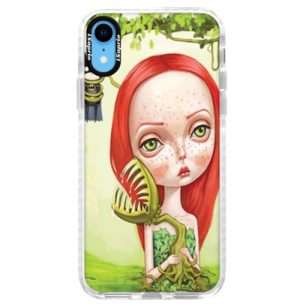 Silikonové pouzdro Bumper iSaprio - Poison - iPhone XR