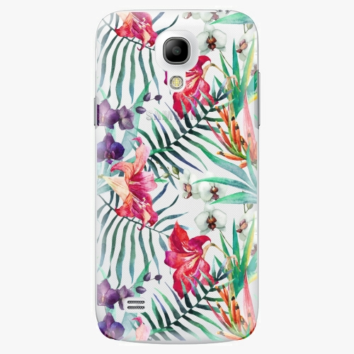 Plastový kryt iSaprio - Flower Pattern 03 - Samsung Galaxy S4 Mini