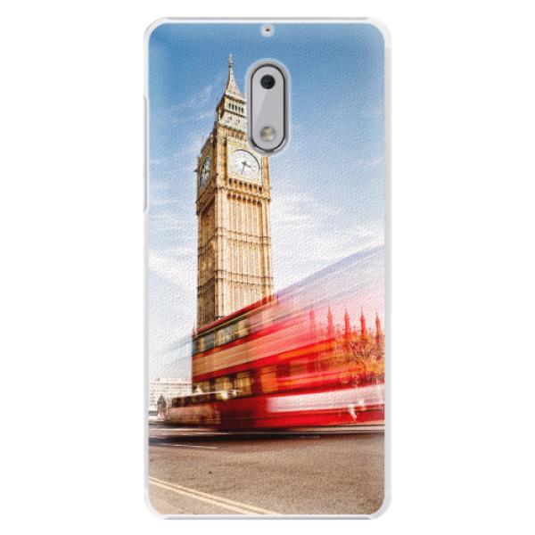 Plastové pouzdro iSaprio - London 01 - Nokia 6