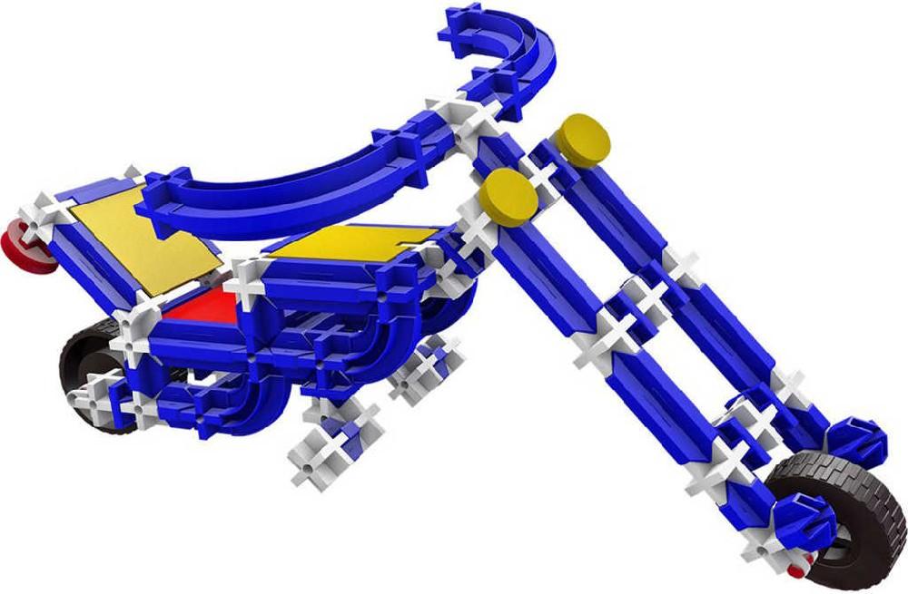 SEVA Moto polytechnická STAVEBNICE 423 dílků