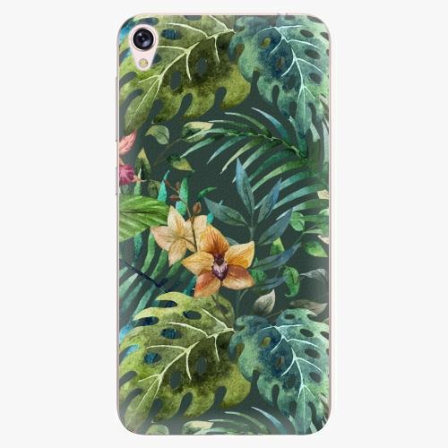 Plastový kryt iSaprio - Tropical Green 02 - Asus ZenFone Live ZB501KL